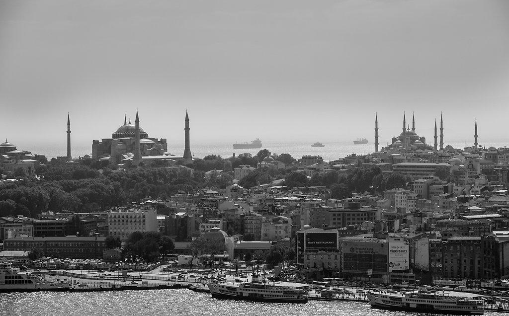 Hagia Sophia & Blaue Moschee