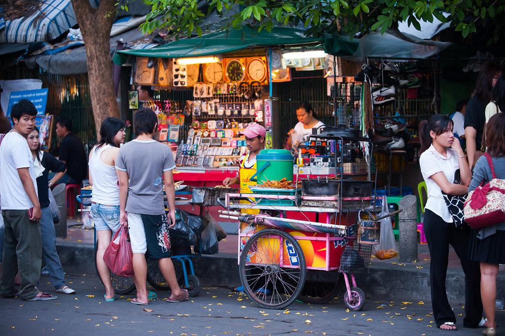 Bangkok - Chatuchak Weekend Market