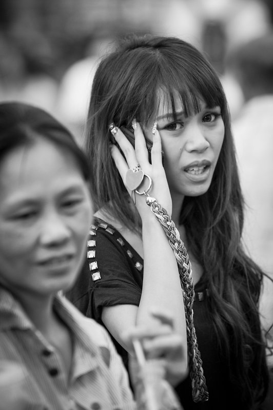 Chiang Mai - Kontakt
