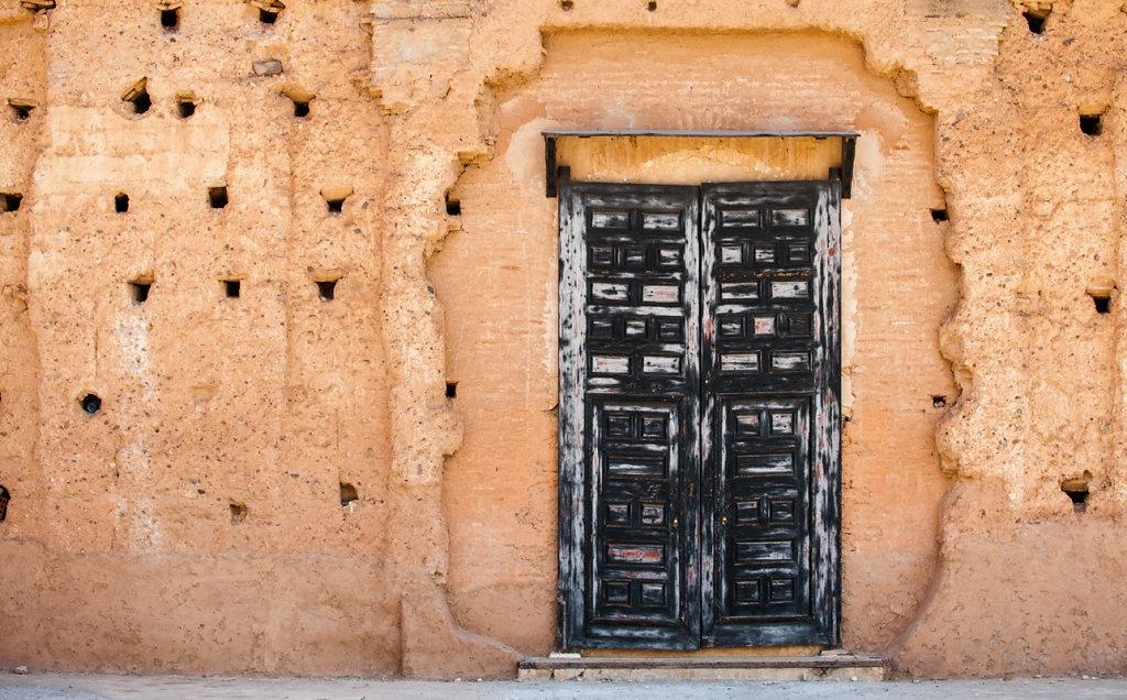 Marrakesch, Palais El-Badi
