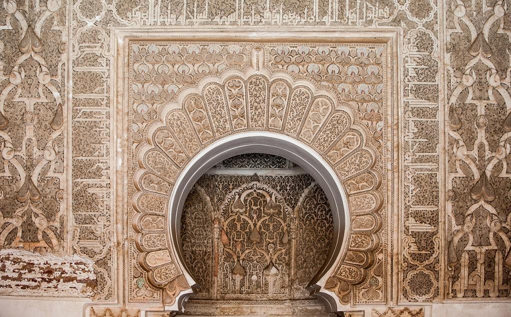 Marrakesch, Medersa Ben Youssef