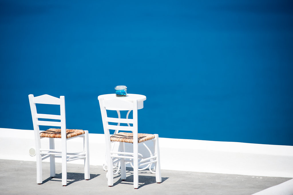 Santorini, Firá